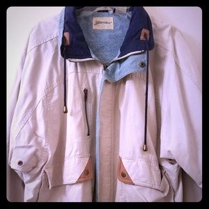 St. Johns Bay early spring  jacket